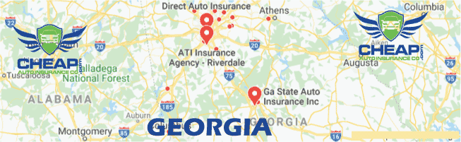 Cheap Car Insurance In Georgia Best Quotes
