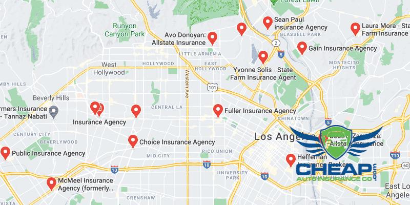 Cheap Car Insurance In Los Angeles Ca Cheapautoinsuranceco Com